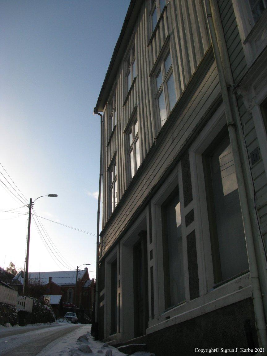 Ny tid – Arendal –bybilder
